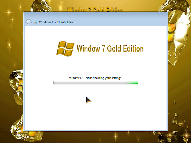 Windows 7 Gold Edition ISO Offline Free Download