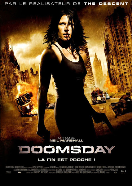 Doomsday (2008) UnRated Dual Audio Hindi 350MB BluRay ESubs