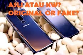 Trik Membedakan Samsung Kw Dengan Ori Adikun