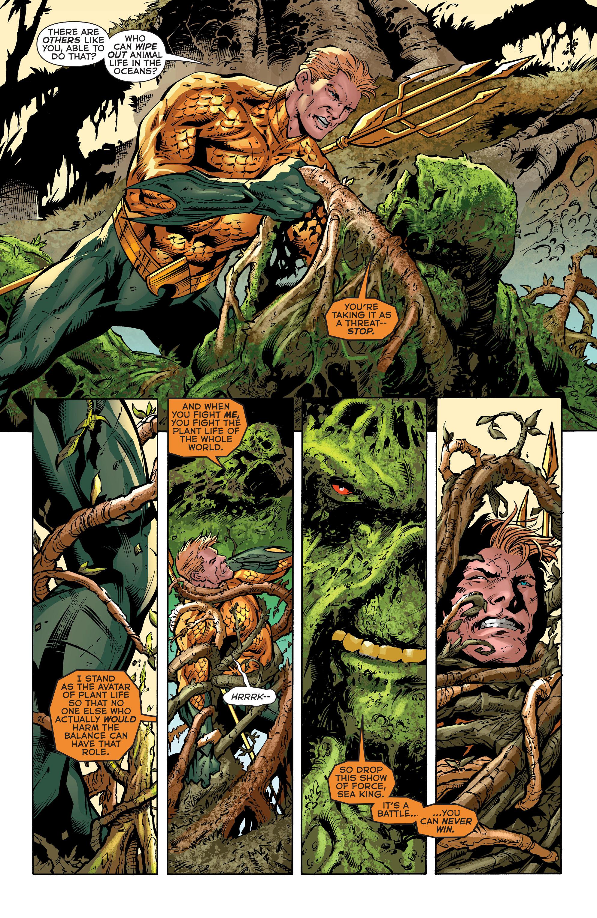 Read online Aquaman (2011) comic -  Issue #31 - 7