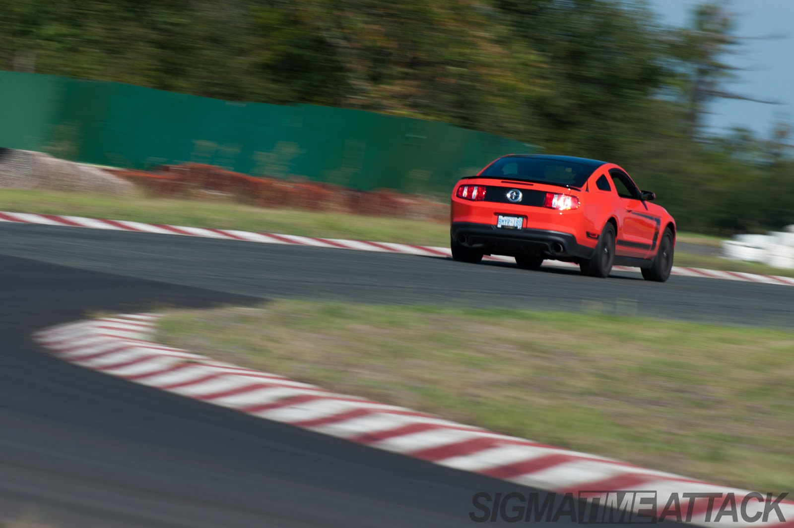 Sigma Time Attack @ Shannonville | Dreaming in 302ci