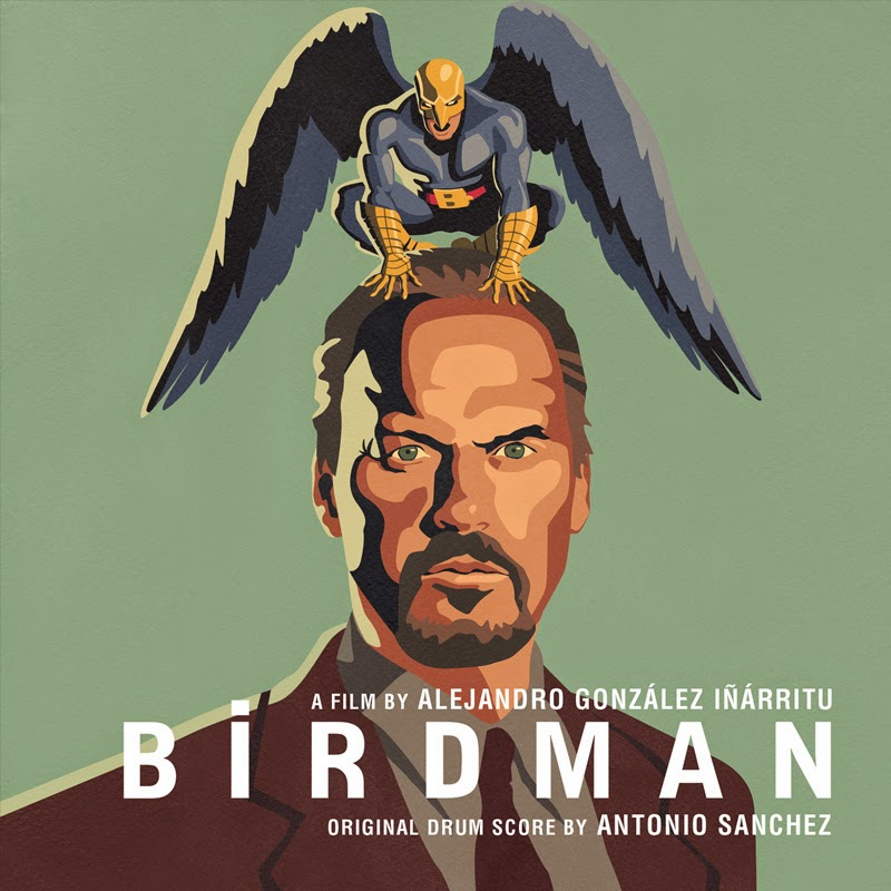 birdman soundtracks