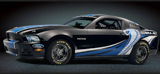 2016 Ford Mustang Jet Cobra Drag Race Car