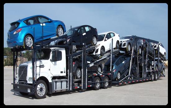 Automobile Transport: October 2012