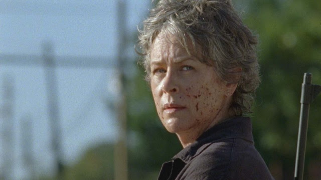 "7x13 ""Bury Me Here"" de 'The Walking Dead', Carol"