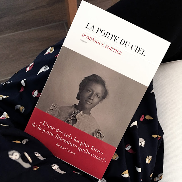 Chronique littéraire La porte du ciel par Mally's Books