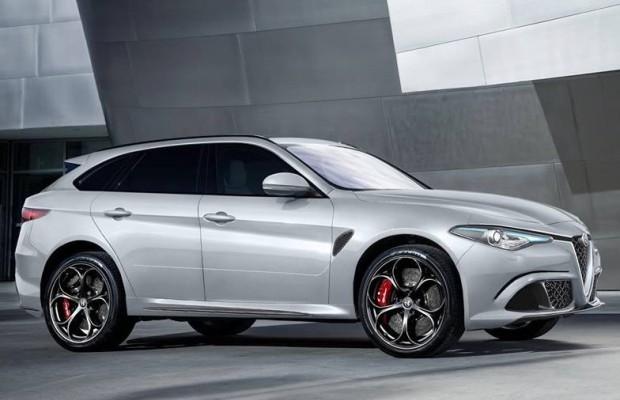 Alfa Romeo Stelvio 2017 Dimensioni e Misure bagagliaio