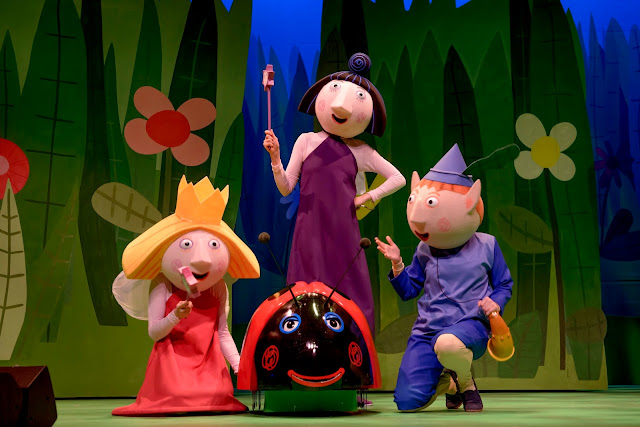 Ben and Holly's Little Kingdom Live Tour 2017