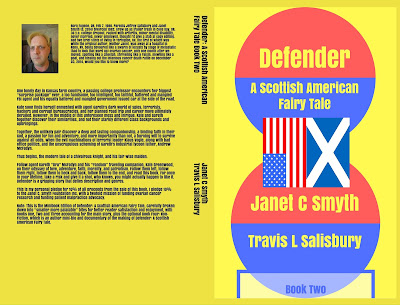 Cover For Defender Minibook Two