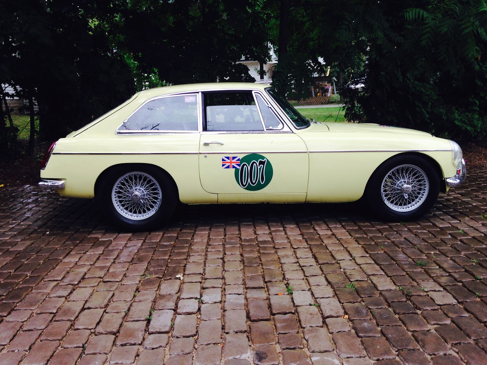 Milwaukee Opportunities: 1968 MGC GT for sale Milwaukee