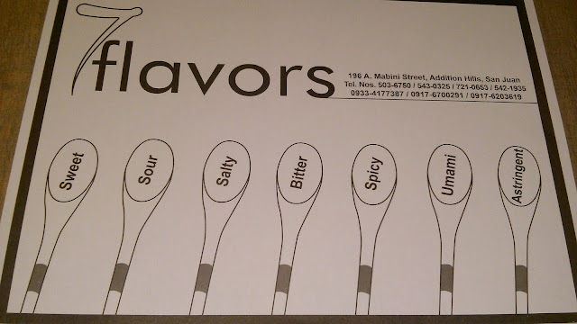 what are 7 flavors