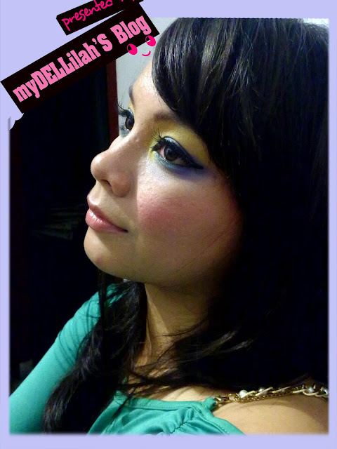 Colorfull Make Up