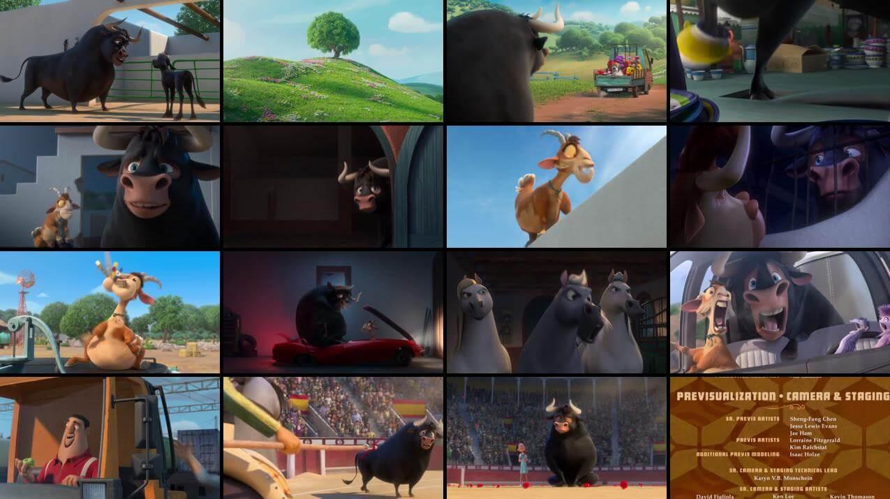 Ferdinand Full Movie In Hindi Dubbed Hd 720P Dual Audio -5987