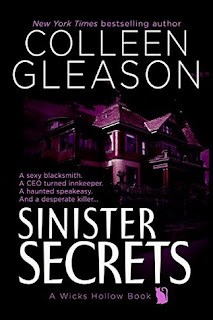 Sinister Secrets by Colleen Gleason