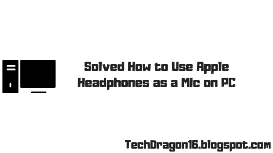 How to Use Apple Headphones as a Mic on PC Skype