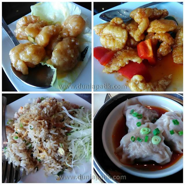 Menu Dim Sum di Restoran Harmoni Hotel Bangi Putrajaya