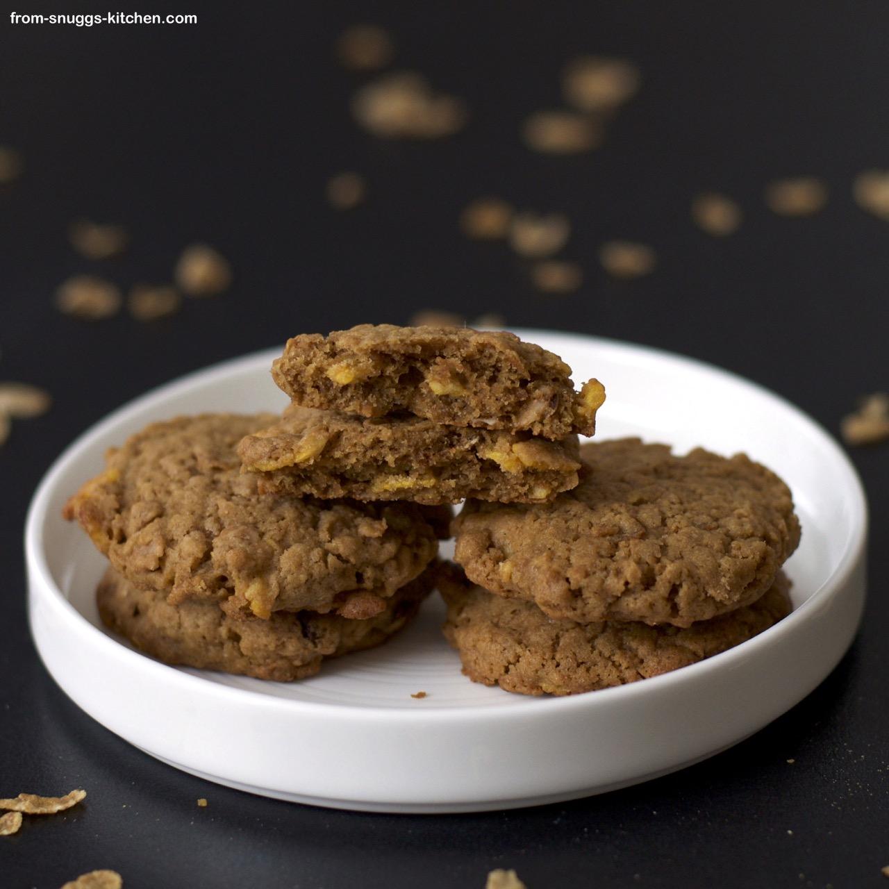 Crunchy Cerealien Cookies