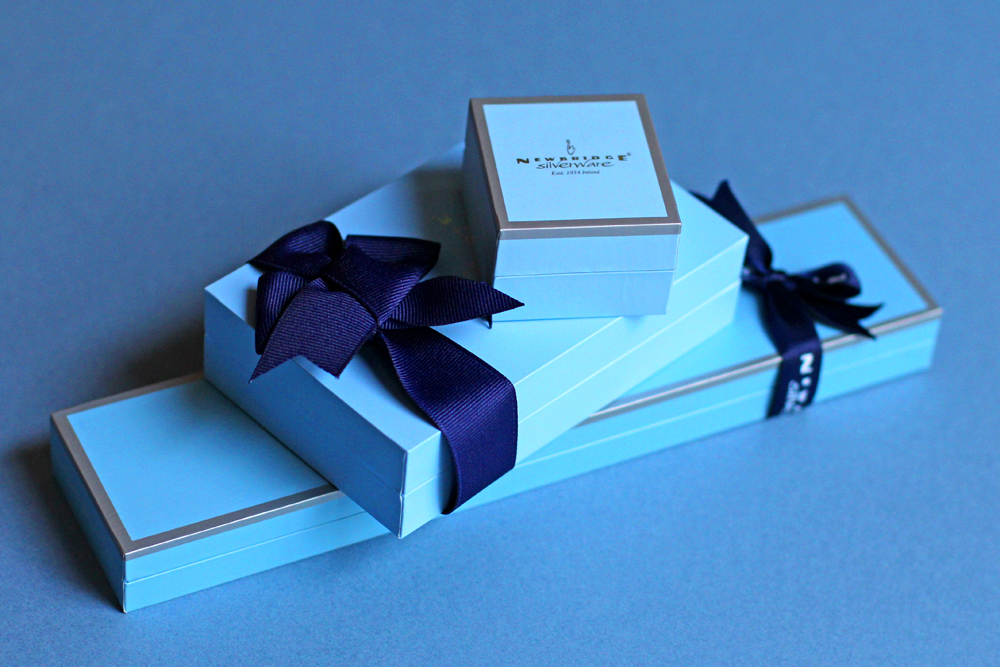 Newbridge Silverware jewellery boxes - UK style blog