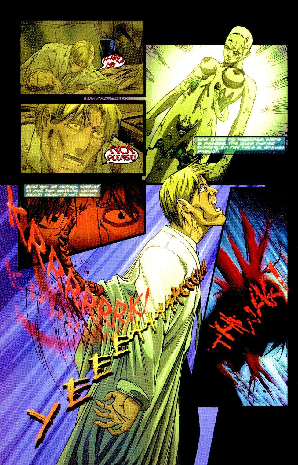 Darkminds (1998) Issue #8 #9 - English 21
