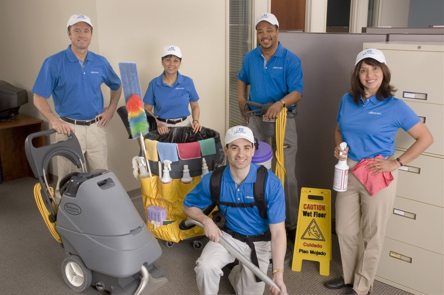 Office Cleaning by JAN-PRO of Charlottesville