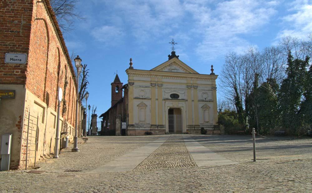 Antica parrocchiale di S. Antonio Abate