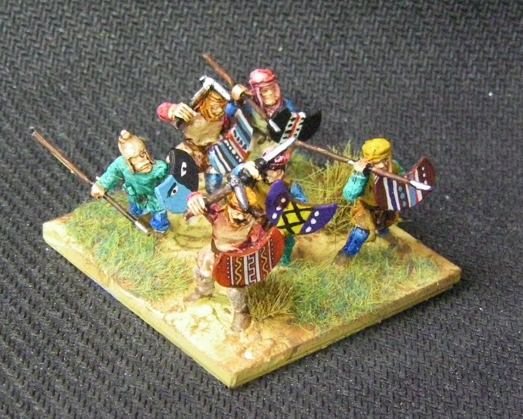 L'Art de la Guerre, Classical & Roman: Xyston Paonians, 15mm
