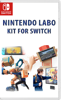 Nintendo LABO Switch NSP