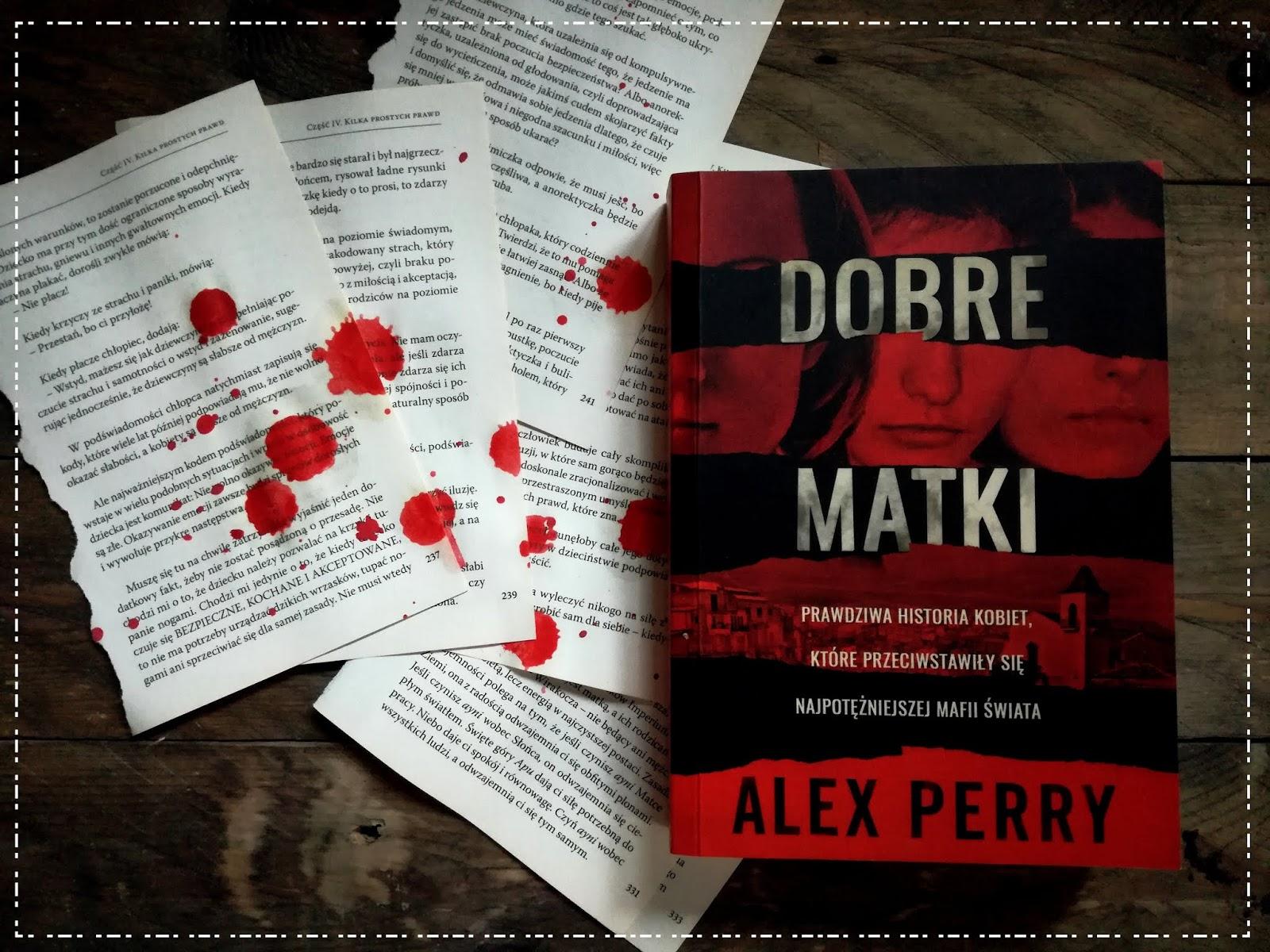 alex prerry