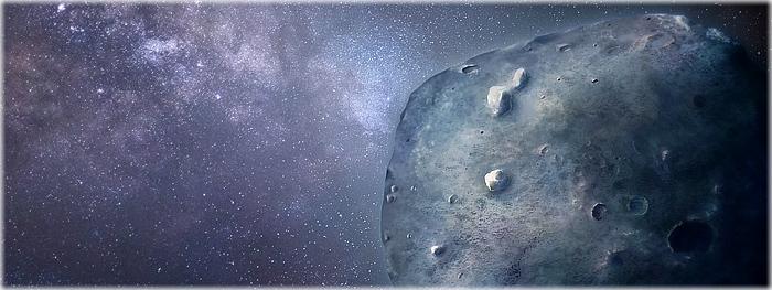 Phaethon - cometa ou asteroide