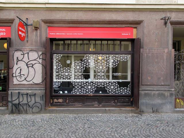 Original Coffee - Prague :  en noir et blanc