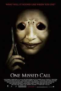 One Missed Call 2003 Hindi Dubbed HDTV Rip 480p 300mb