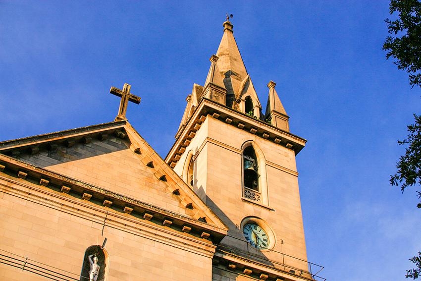 Igreja São Sebastião Manaus
