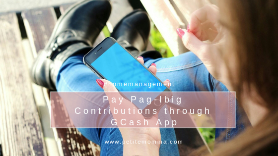 Pay Pag-Ibig Contributions through GCash App