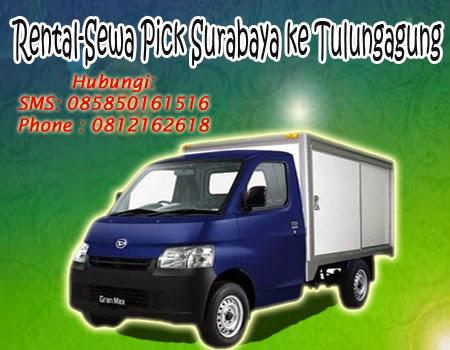 Rental-Sewa Pick Up Surabaya ke Tulungagung