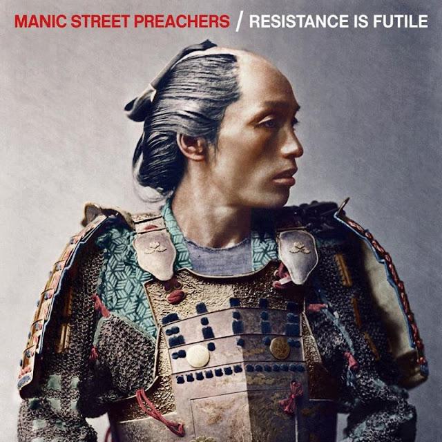 Рецензия на альбом Manic Street Preachers — Resistance is Futile