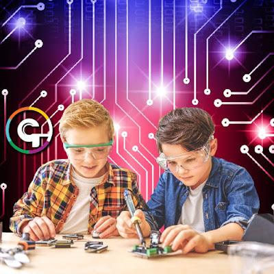 curso de electronica para niños en arequipa