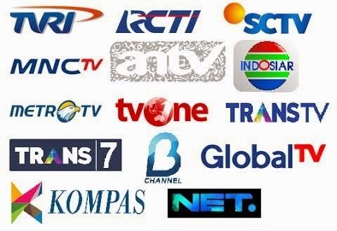 daftar stasiun tv di indonesia