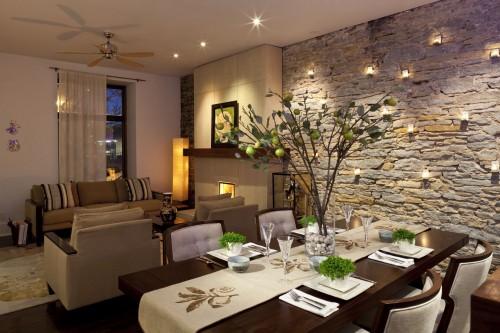 Pareti Interne In Pietra Moderne : Mattoni pareti interne good mattoni decorativi per pareti interne