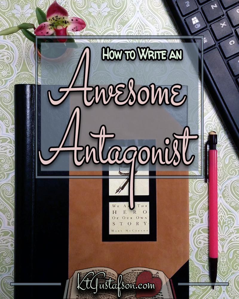 Write Awesome Antagonists