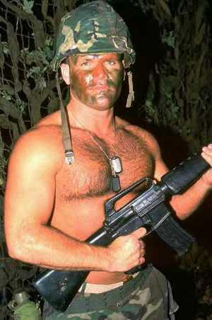 Nude Army Guys 102