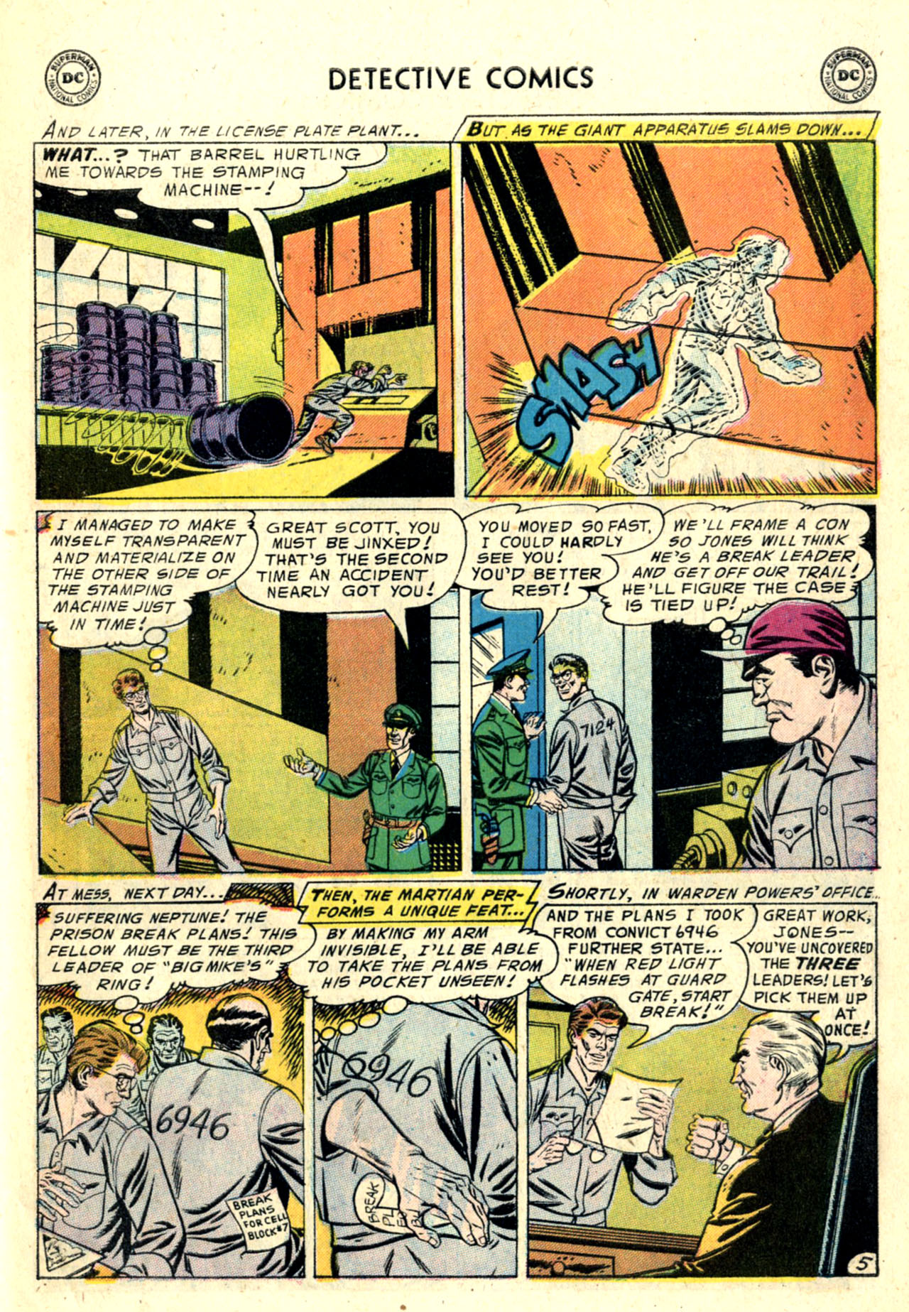 Detective Comics (1937) 234 Page 30