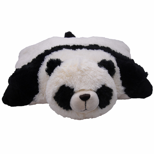 Winter Wishes - Coppin's Hallmark My Pillow Pets Panda ...
