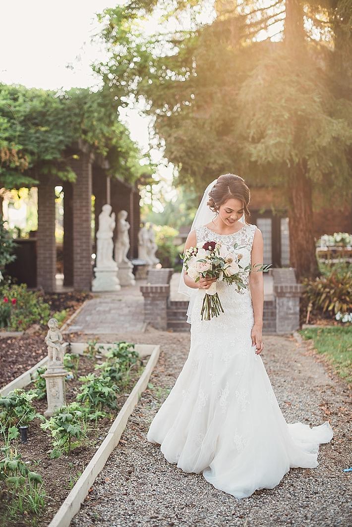 Romantic Wedding Inspiration In Bixby Knolls Long Beach