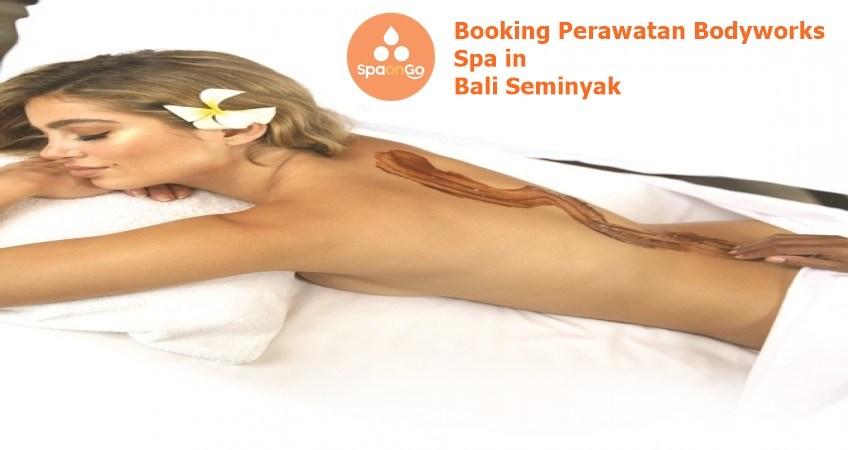 Aplikasi Mobile SpaOnGo Untuk Pesan Bodyworks Spa In Seminyak