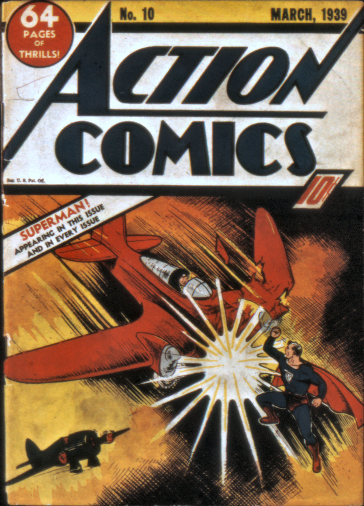 Action Comics (1938) 10 Page 1