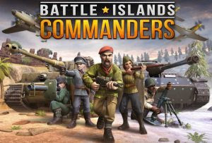 Battle Islands Commanders Apk Mod Terbaru v1.4 Full Version