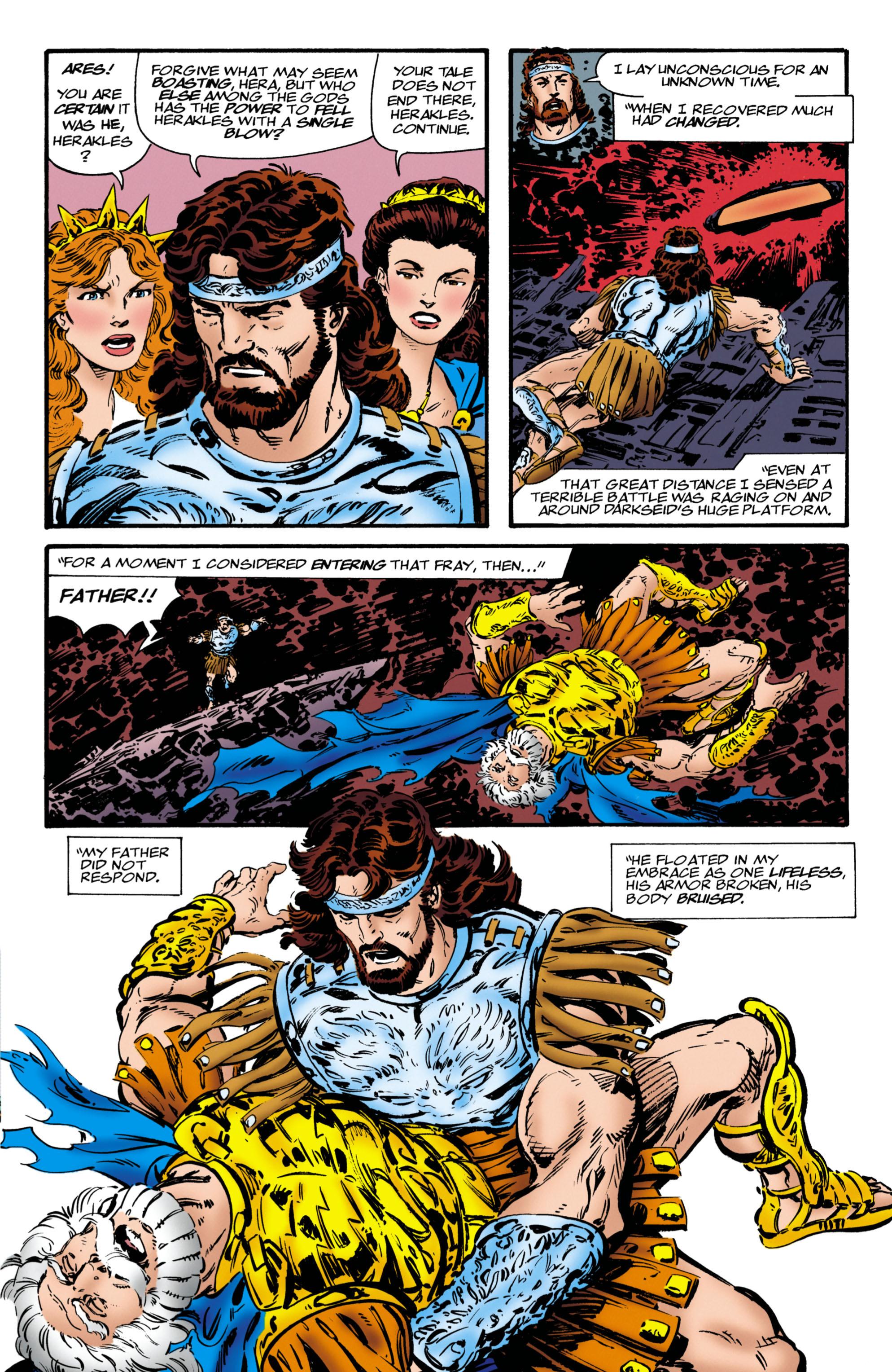 Read online Wonder Woman (1987) comic -  Issue #126 - 8