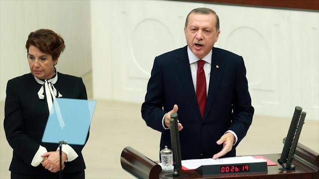 Erdogan ve contradicciones en políticas de EEUU en Oriente Medio