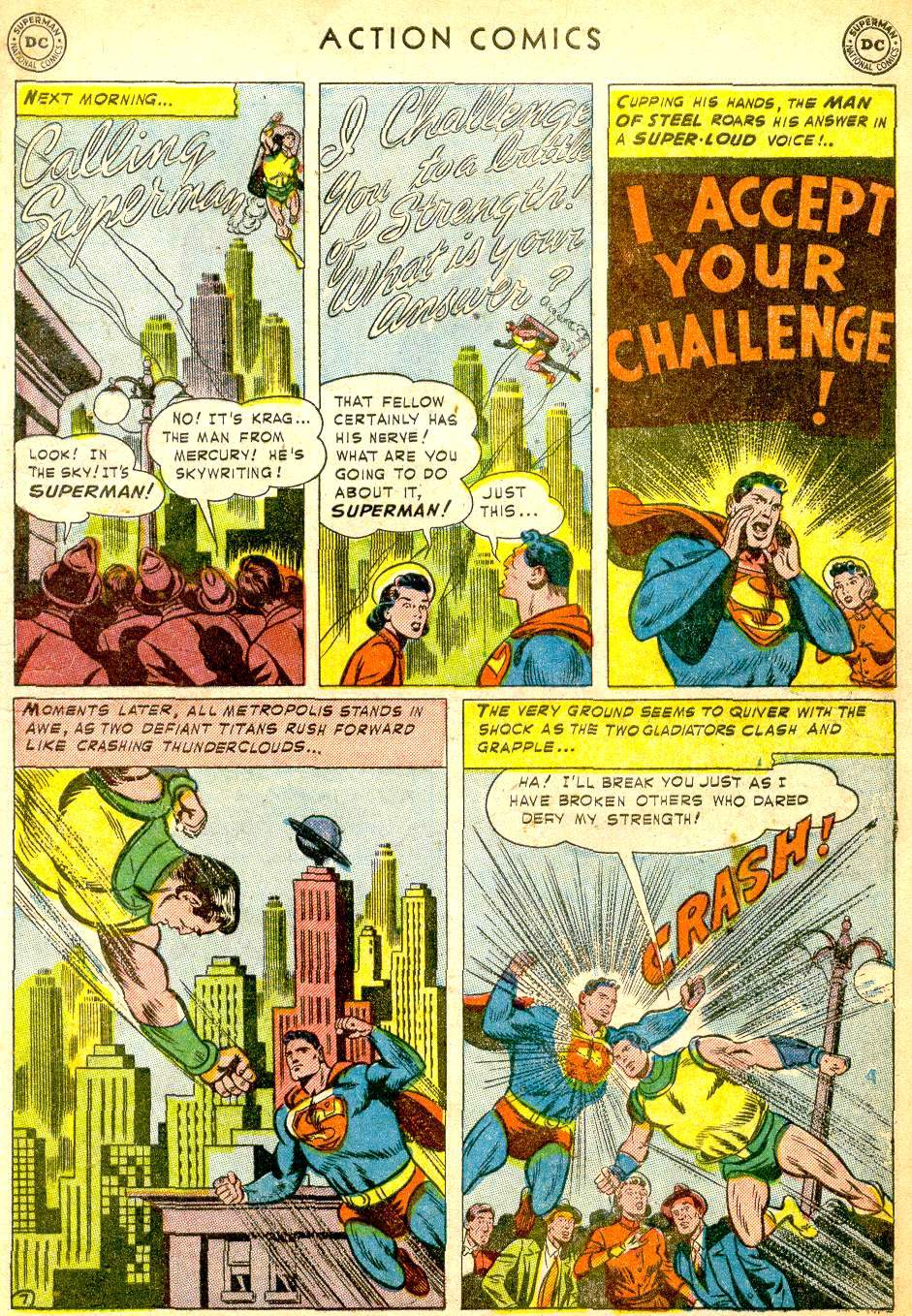 Read online Action Comics (1938) comic -  Issue #165 - 9