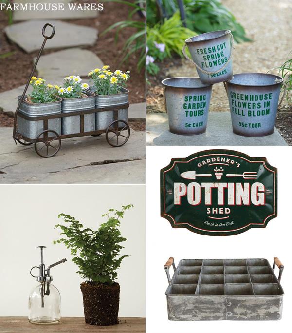 Farmhouse Musings Gifts For Gardeners Plus Save 15 On Everything